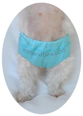 dogs panty pattern