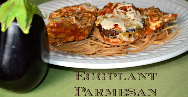 eggplant parmesan ingredients 1 medium sized eggplant 1 egg beaten 1 t ...