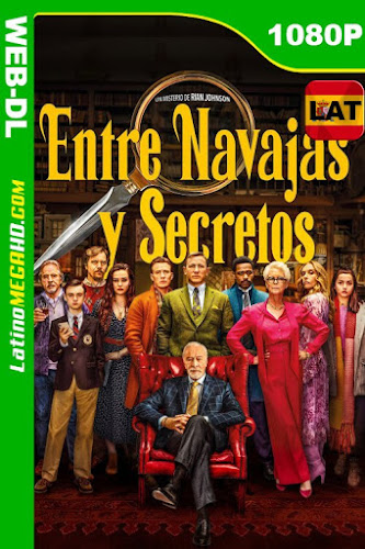 Entre navajas y secretos (2019) Latino HD WEB-DL 1080P ()
