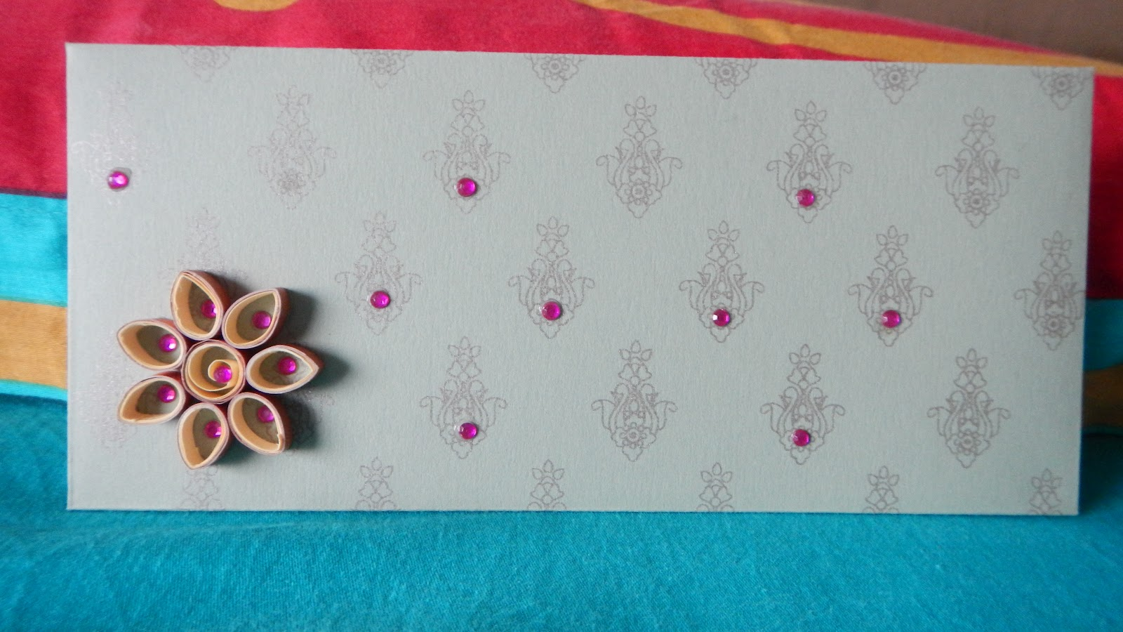 My creative crafts: paper quilling envelopes for Simple Quilling Designs For Envelopes  75sfw