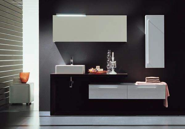 vanit s de salle de bains design interieur france. Black Bedroom Furniture Sets. Home Design Ideas