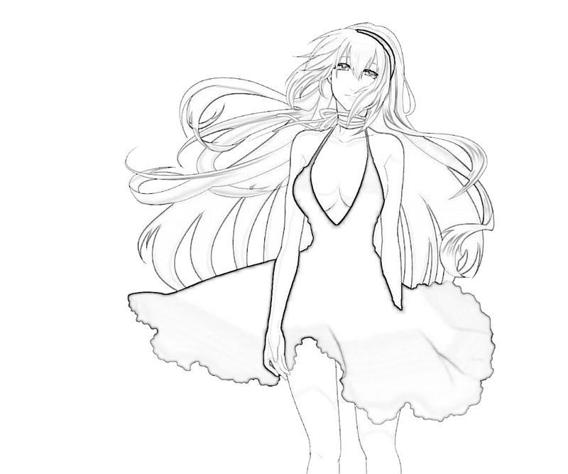 hatsune-miku-project-megurine-luka-beautifull-coloring-pages