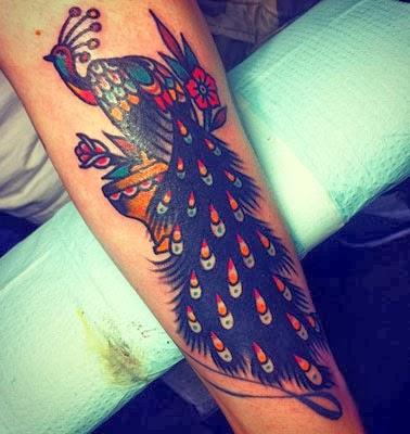 Tatuagens de aves
