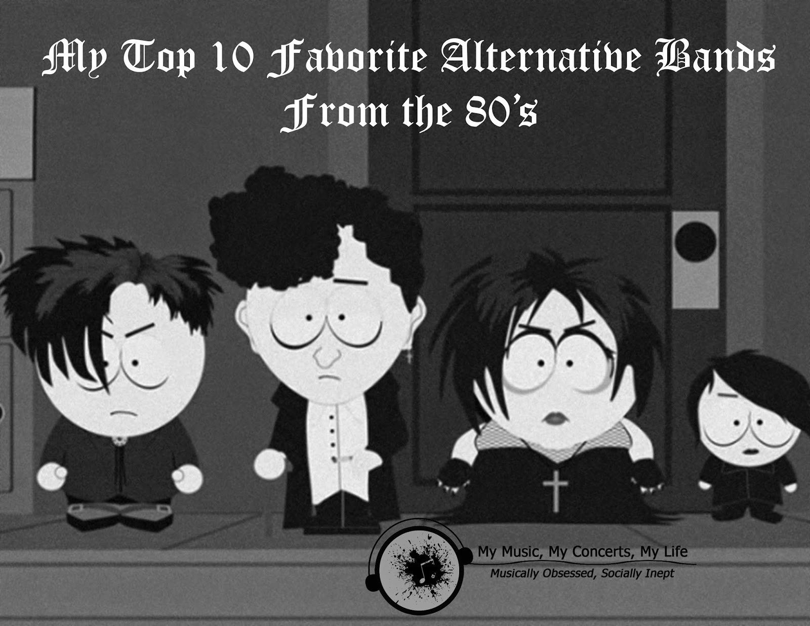 My Top 10 Favorite Alternative Bands From The 80s