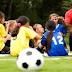 A importância de brincadeiras baseadas no Futebol