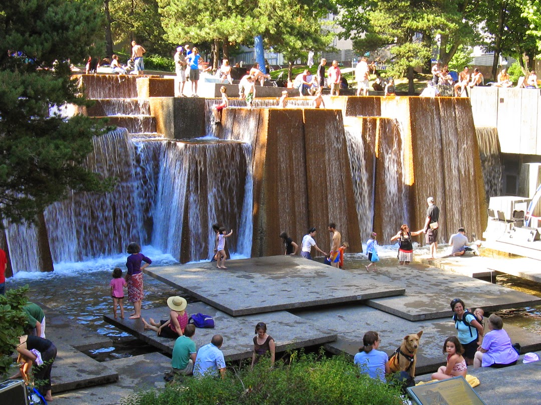 Keller Fountain Park