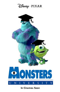 Monsters Inc 2 University