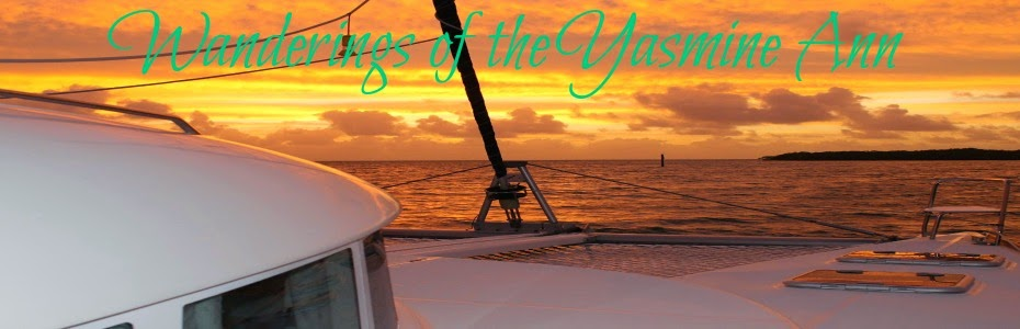 Wanderings of the Yasmine Ann