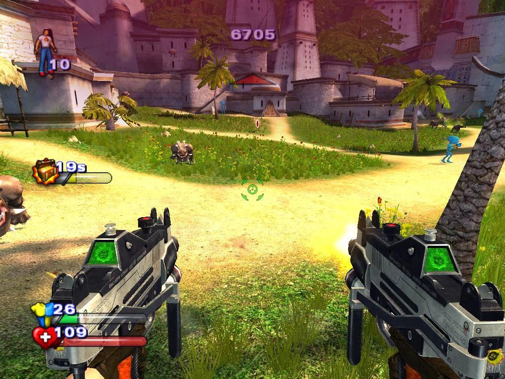 Serious Sam 2 İndir – Full Torrent – Torrent Oyun İndir