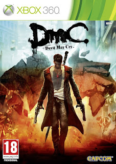 DmC Devil may Cry XBOX360