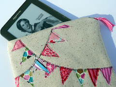 Bunting Kindle Case