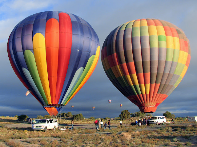 Albuquerque Hot Air Balloon Festival1