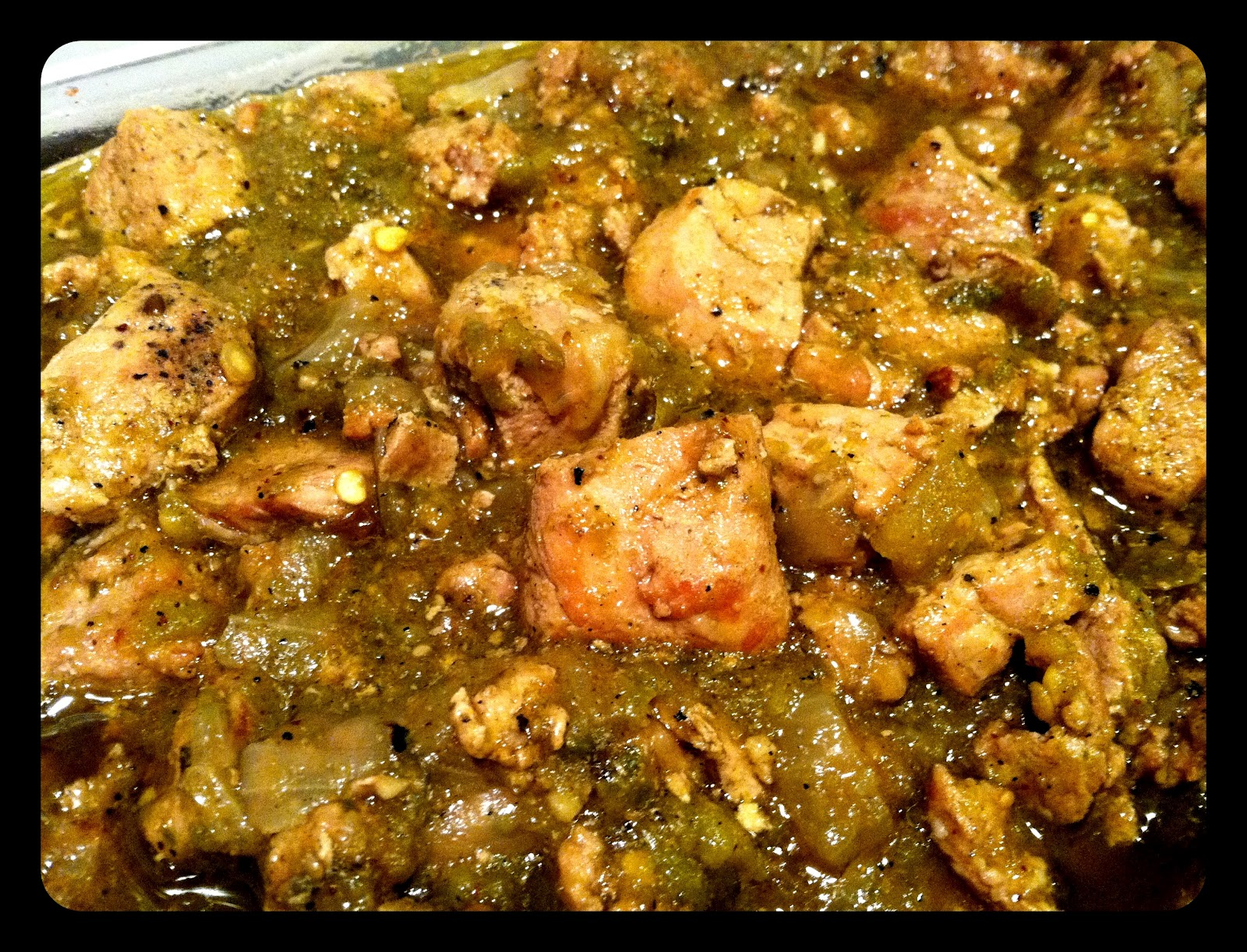 Pork Chile Verde | Kait's Primal Kitchen