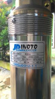 Pompa Celup Inoto - Pompa Air Inoto - Jual Pompa Inoto Bekasi