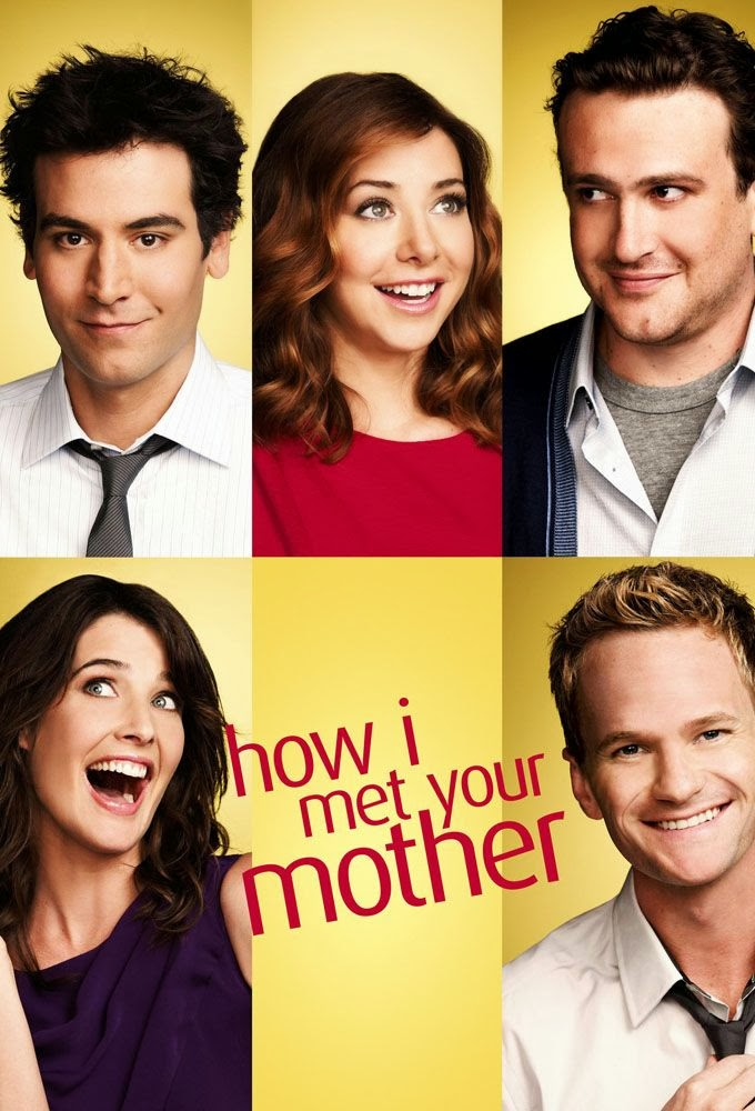 How I Met Your Mother – Todas as Temporadas Completas – Dublado / Legendado