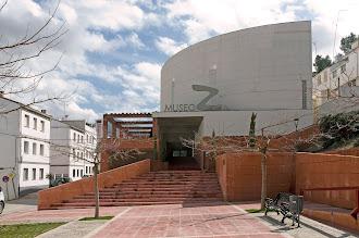Museo Zabaleta-Miguel Hernández Entrada principal