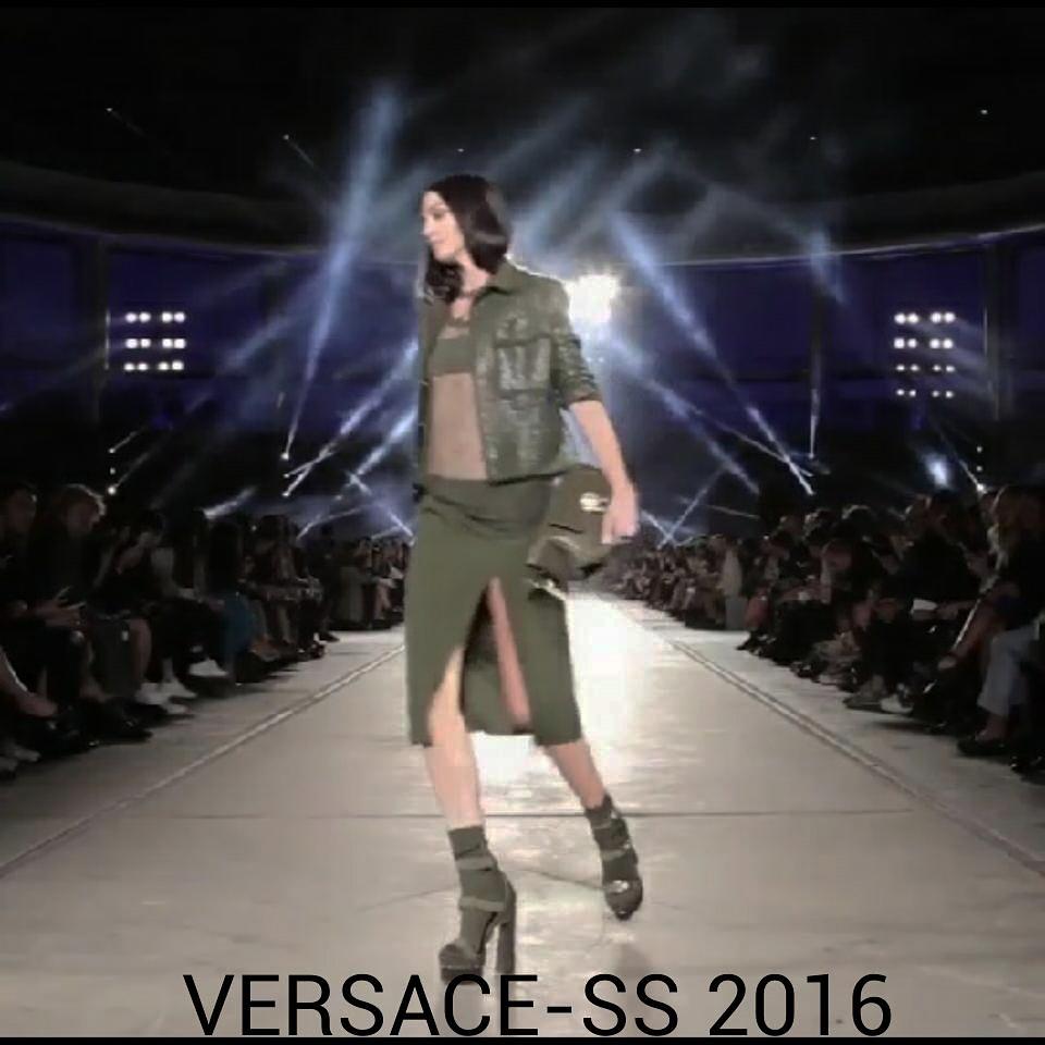 VERSACE SS-2016