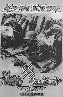 Ravendark's Monarchal Canticle & Stürm Kommand & 88 & Uriburu - BulgAryan-Southern Radikal War Propaganda (2008)