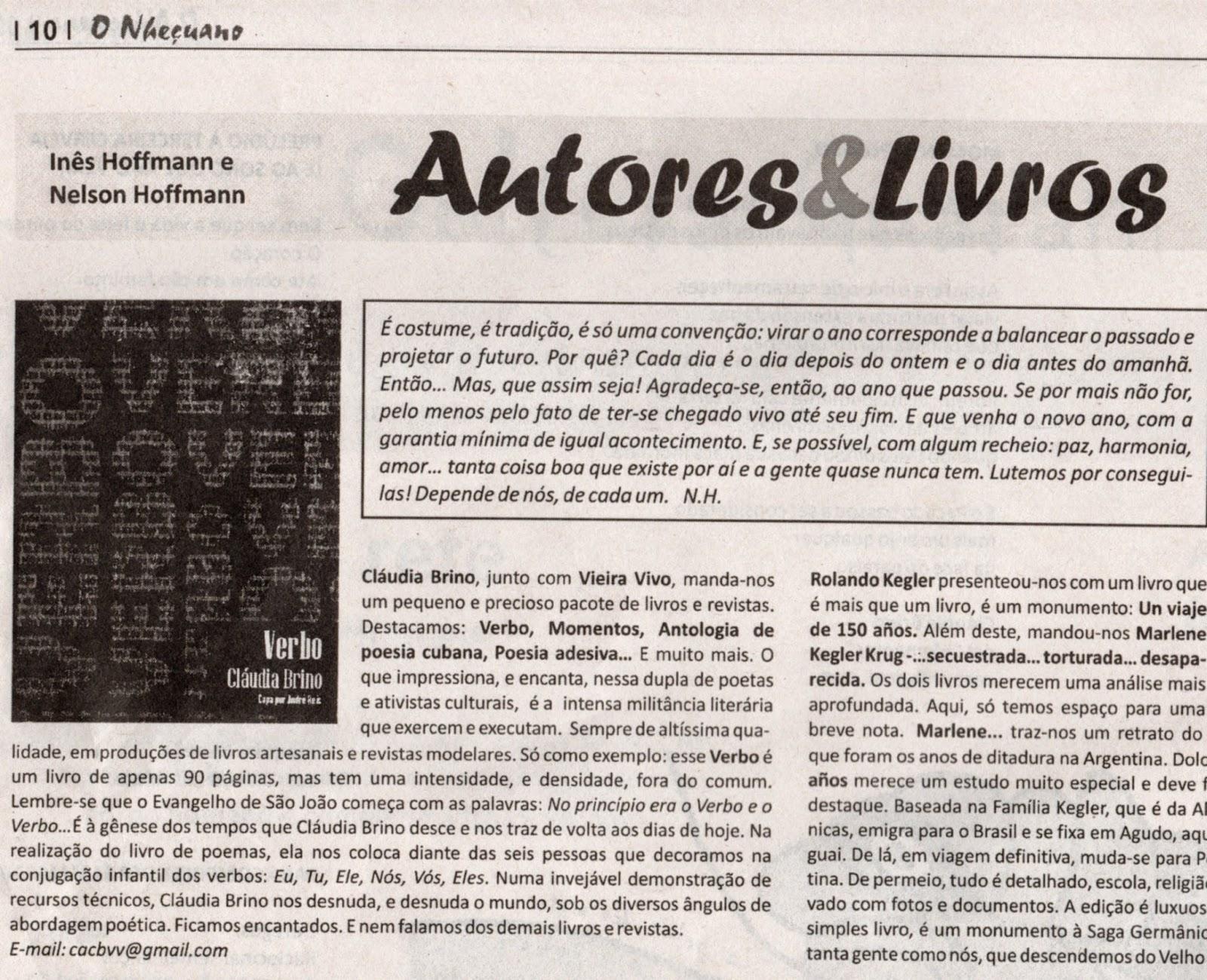 Jornal O Nheçuano - 20/2013-2014