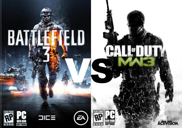 Call of Duty, Battlefield, Wargames, War, Future Pixel, FPS, First person shooter, Activision, EA, Battlefied 3, Battlefield Vietnam, Battlefield 1942, Battlefield 2