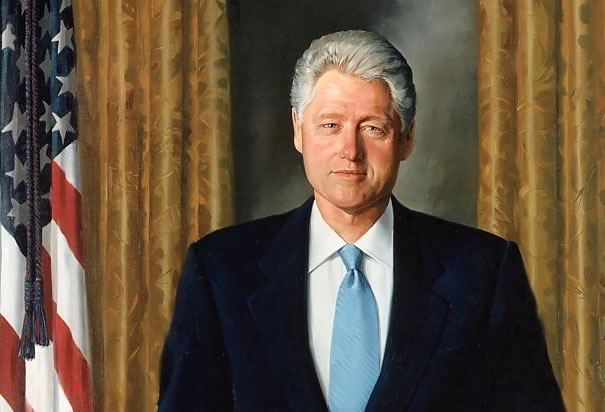 celebrity wallpapers bill clinton in 2013