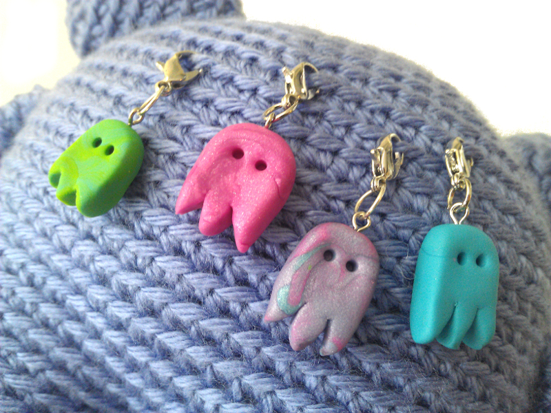 Crochet Stitch Markers How To Use : How to Use Your Crochet Stitch Markers for Knitting