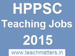 image : HPPSC Teaching Jobs 2015 @ TeachMatters