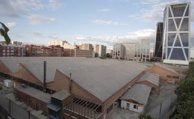 Metro quiere llevar su centro de mando y su museo a la plaza de Castilla