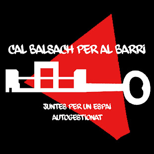 Cal Balsach per al barri!