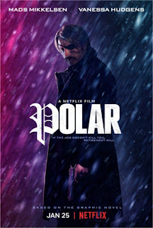 Polar (2019) (English) Movie HDRip | 720p | 480p
