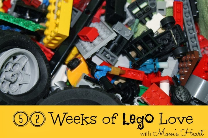 52 Weeks of Lego Love