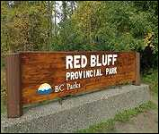 Red Bluff Provincial Park