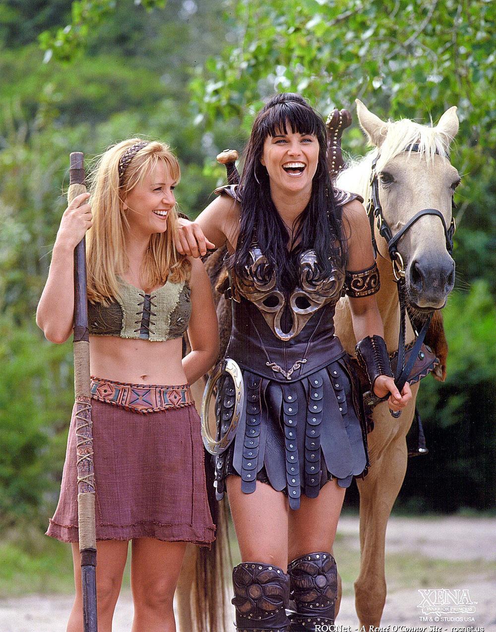 Phrase and xena warrior princess