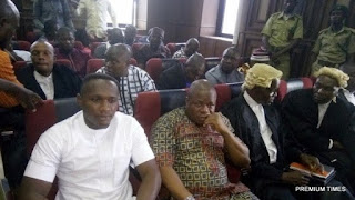Court says Nnamdi Kanu's sureties should appear in December