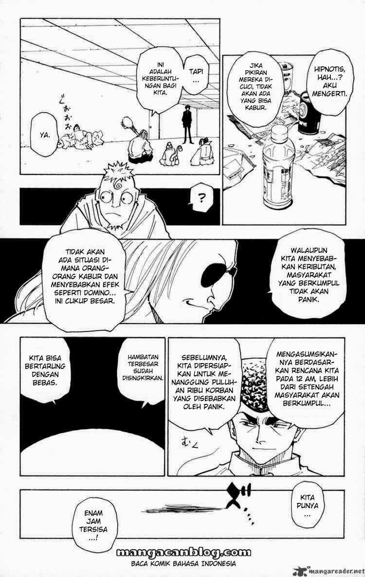 Dilarang COPAS - situs resmi www.mangacanblog.com - Komik hunter x hunter 260 - 1 - 4 261 Indonesia hunter x hunter 260 - 1 - 4 Terbaru 3|Baca Manga Komik Indonesia|Mangacan