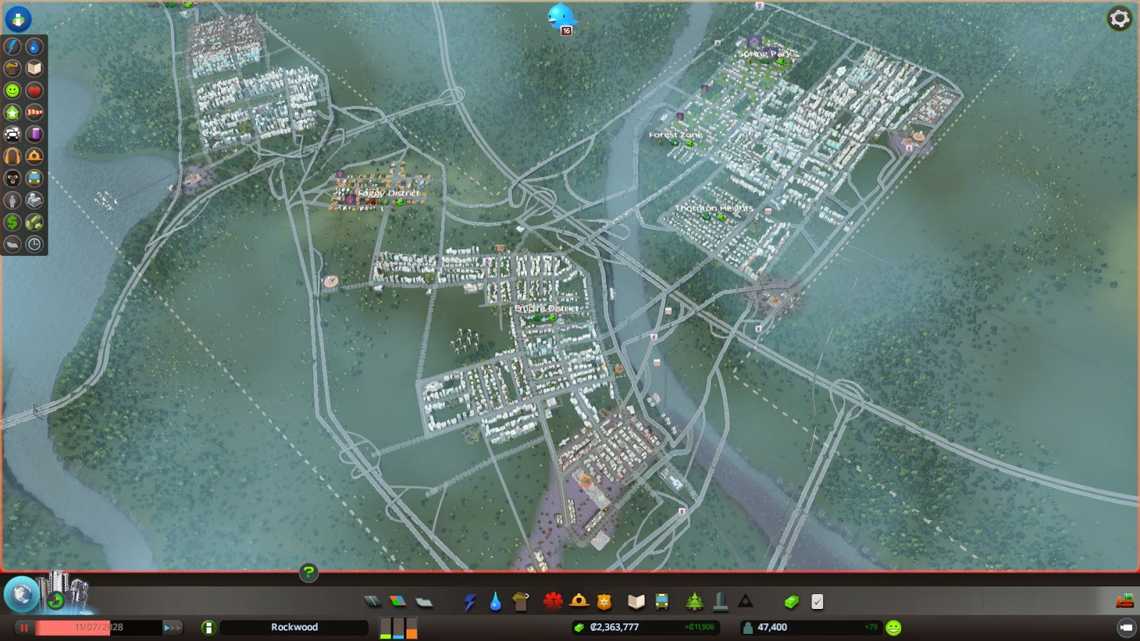 how to build a tunnel in cities skylines