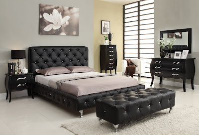 Maria Stylish 4 PC Bedroom Set