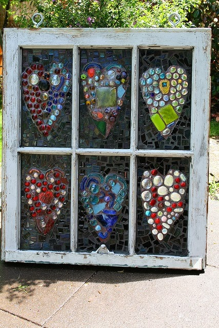 Window Shutter Mosaic