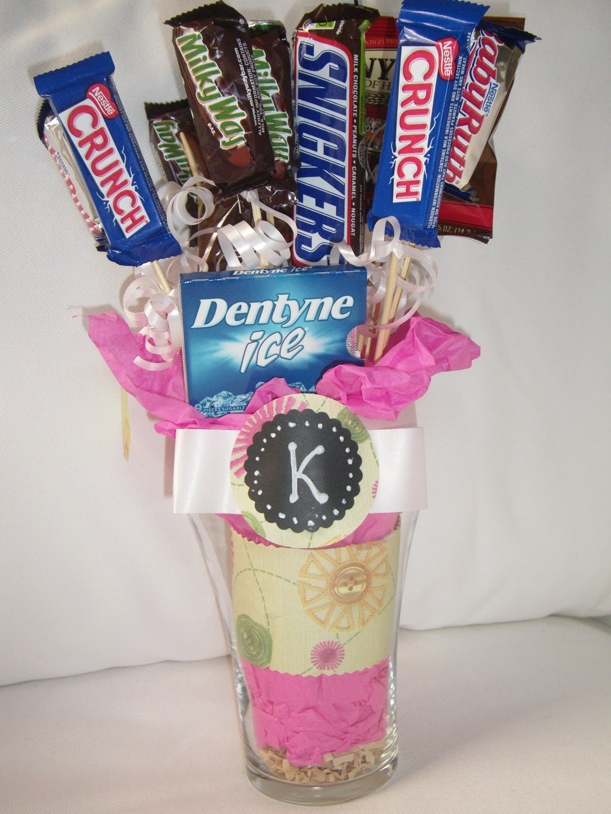 Designs by cris candy bouquet