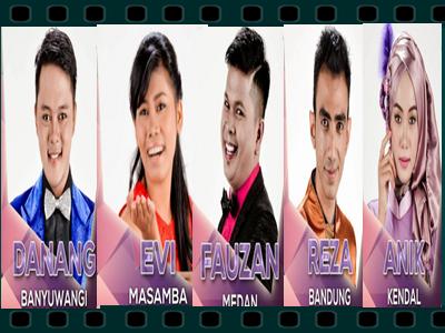 D academy 2 indosiar finalis yang akan tampil 9 maret 2015