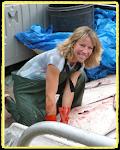 Adventure Woman Radio & Commerical Fishing
