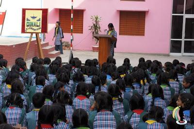 Jagadguru Kripalu Parishat Education Divali 2011 Celebrations