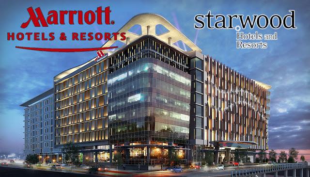 Marriott International Buys Starwood Hotels and Resorts