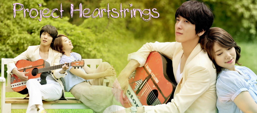 HEARTSTRINGS Cheer Up! Project 2011