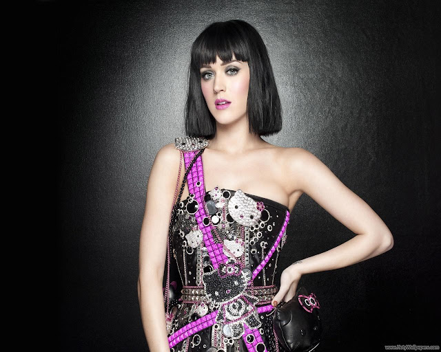 Katy Perry Sweet Wallpaper