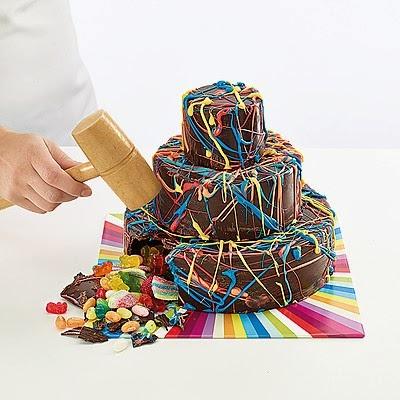 Kit para Hacer Pastel de 3 Pisos