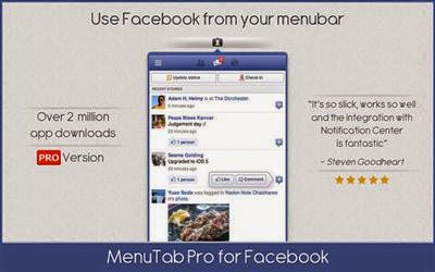 MenuTab Pro for Facebook 6.5