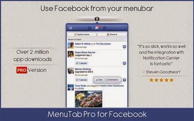 MenuTab Pro for Facebook 6.5