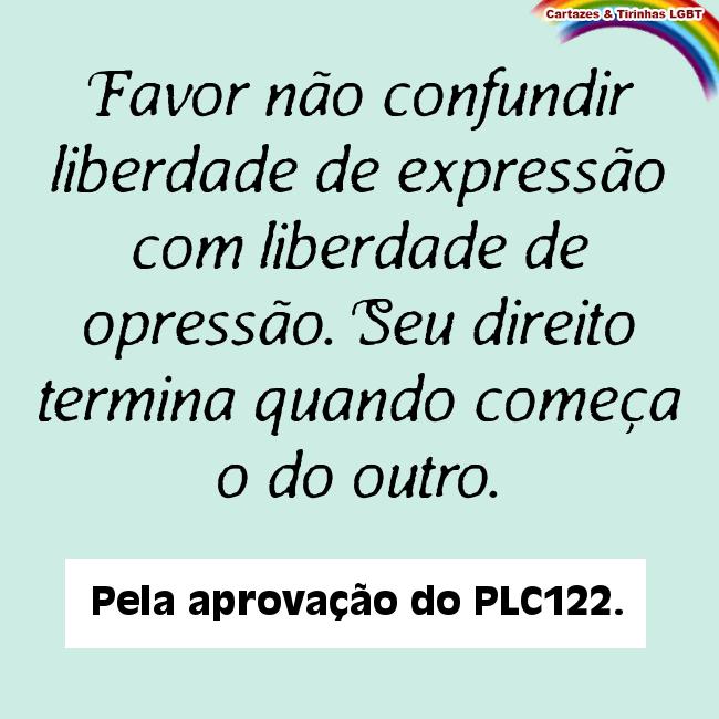 APROVAÇÃO PL 122