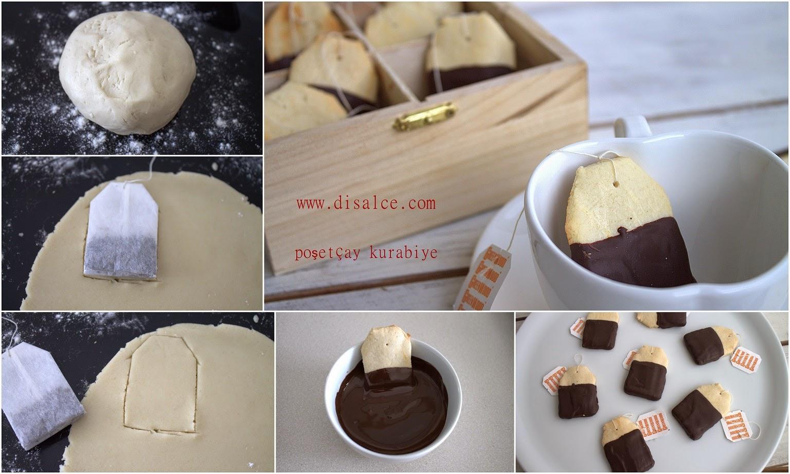 farklı kurabiye şekilleri
